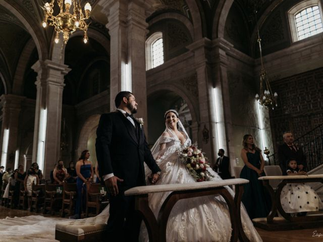 La boda de Marco  y Janeth en Durango, Durango 1