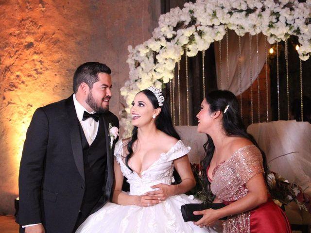 La boda de Marco  y Janeth en Durango, Durango 5