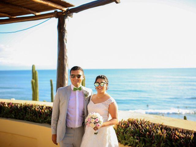 La boda de Fabiola y Gerardo