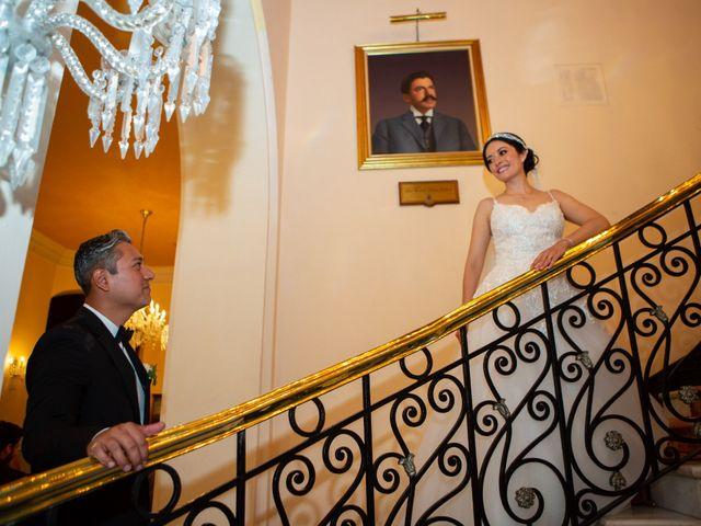 La boda de Mónica  y José Arturo