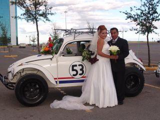 La boda de Miriam y Esteban