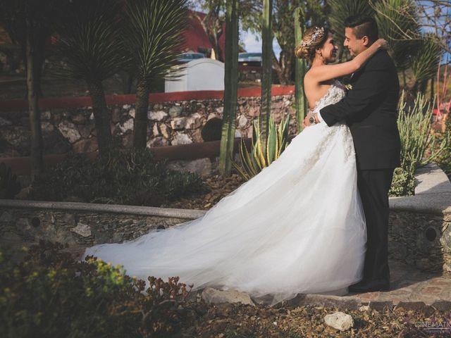 La boda de Jorge y Diana  en Guanajuato, Guanajuato 11