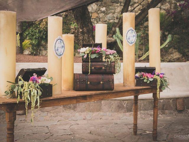 La boda de Jorge y Diana  en Guanajuato, Guanajuato 36
