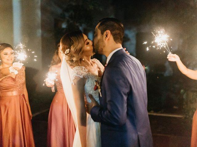 La boda de Norma Leticia y Miguel Antonio