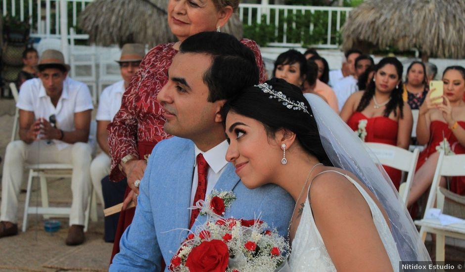 La boda de Jorge y Diana en Acapulco, Guerrero
