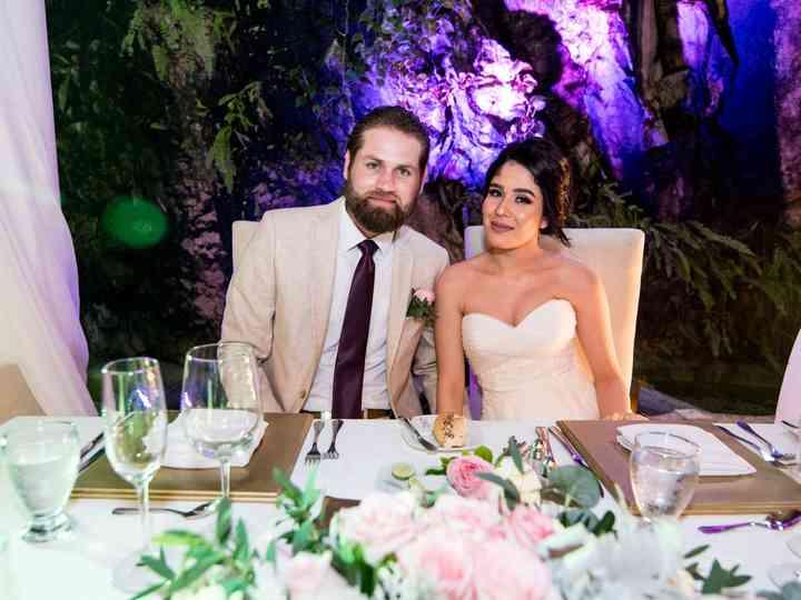 La boda de Caro y Oscar