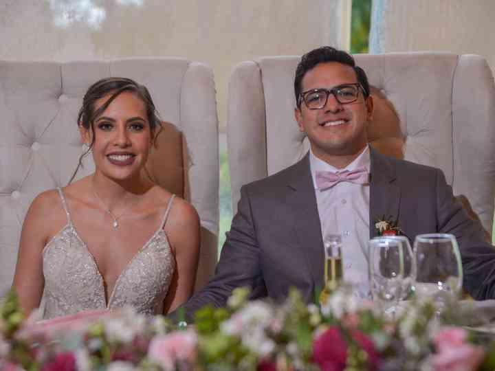 La boda de Dulce y Erick