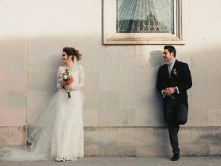 La boda de Nancy y David 1