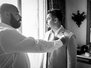 La boda de Saini y David 1