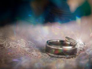 La boda de Casandra y Chris 1