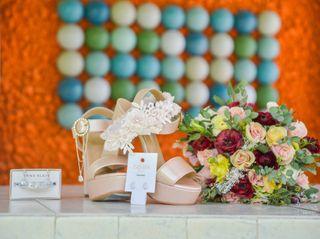 La boda de Dulce y Erick 1