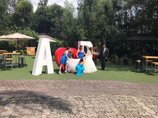La boda de Alejandra y José David 3