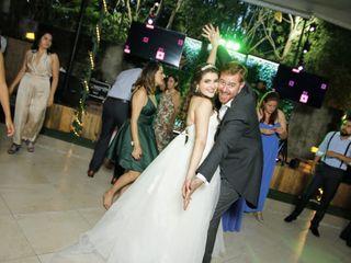 La boda de Alejandra y José David