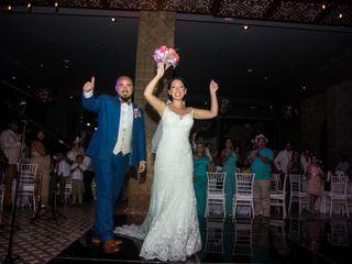 La boda de Laura y Liam