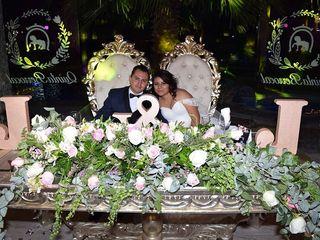 La boda de Janeth  y Jonathan 1