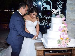 La boda de Janeth  y Jonathan