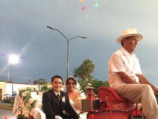La boda de Perla  y Kevin 2