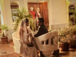 La boda de Perla  y Kevin 3
