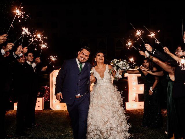 La boda de Karen y Amir