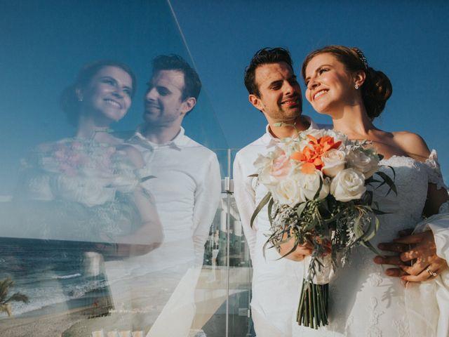 La boda de Tania y Ernesto