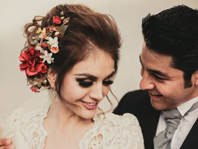 La boda de David y Nancy en San Julián, Jalisco 6