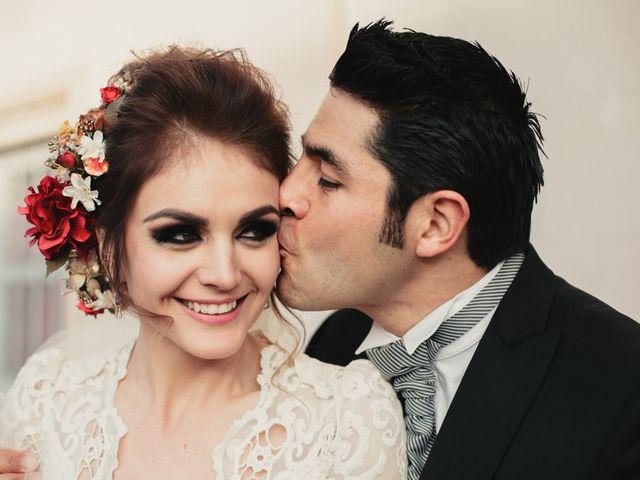 La boda de David y Nancy en San Julián, Jalisco 7