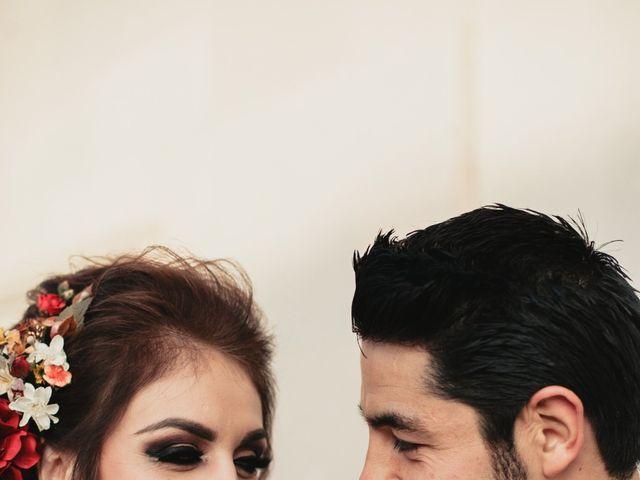 La boda de David y Nancy en San Julián, Jalisco 8