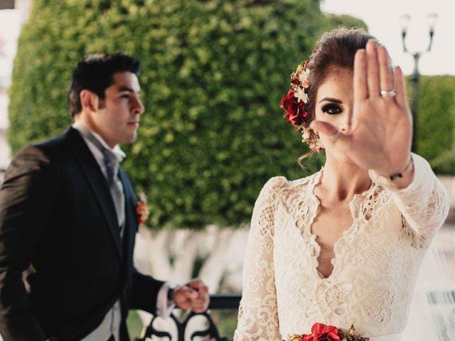 La boda de David y Nancy en San Julián, Jalisco 17