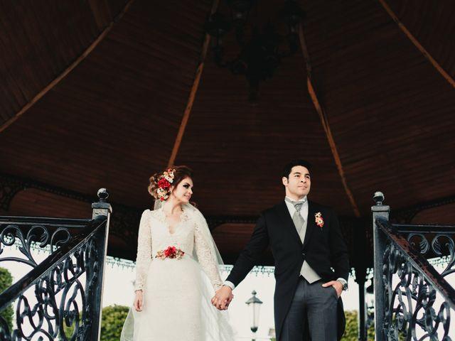 La boda de Nancy y David