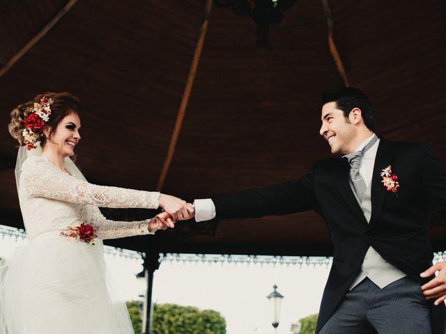 La boda de David y Nancy en San Julián, Jalisco 22