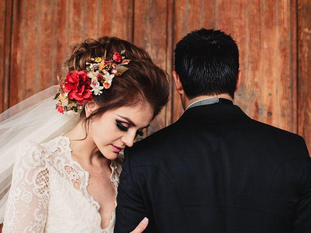 La boda de David y Nancy en San Julián, Jalisco 26