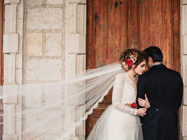 La boda de David y Nancy en San Julián, Jalisco 27