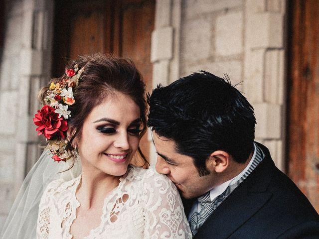 La boda de David y Nancy en San Julián, Jalisco 30