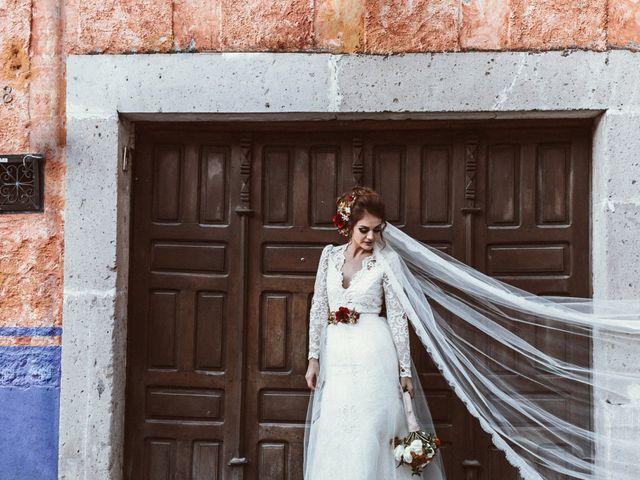 La boda de David y Nancy en San Julián, Jalisco 33