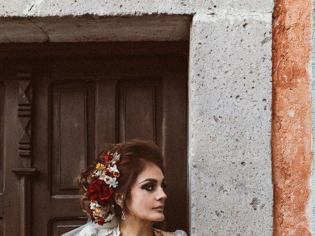 La boda de David y Nancy en San Julián, Jalisco 1