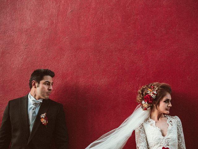 La boda de David y Nancy en San Julián, Jalisco 39