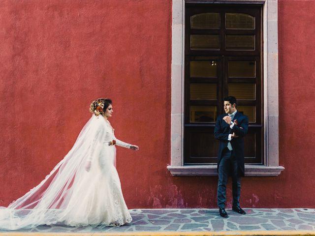 La boda de David y Nancy en San Julián, Jalisco 43