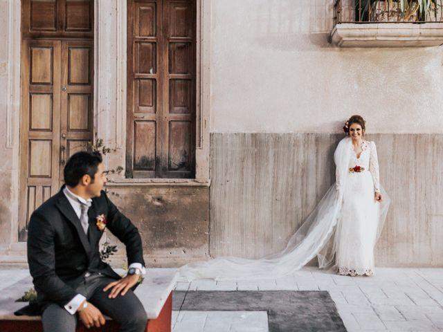 La boda de David y Nancy en San Julián, Jalisco 2