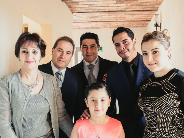 La boda de David y Nancy en San Julián, Jalisco 97