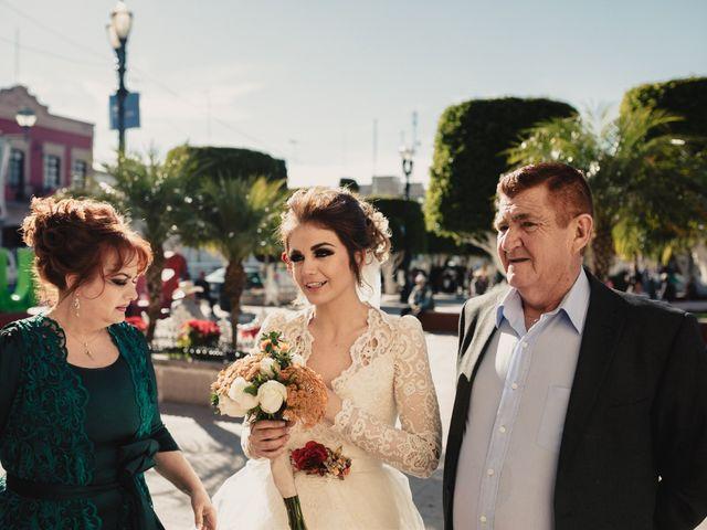 La boda de David y Nancy en San Julián, Jalisco 115