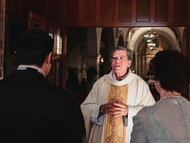 La boda de David y Nancy en San Julián, Jalisco 116