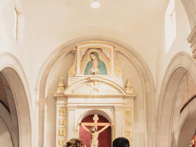 La boda de David y Nancy en San Julián, Jalisco 120