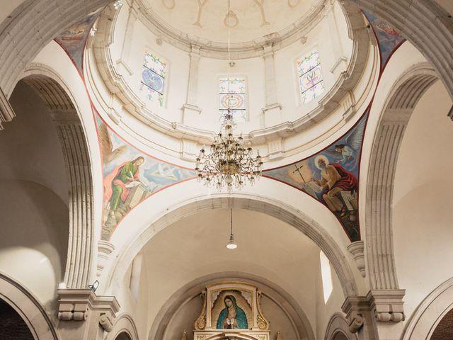 La boda de David y Nancy en San Julián, Jalisco 122