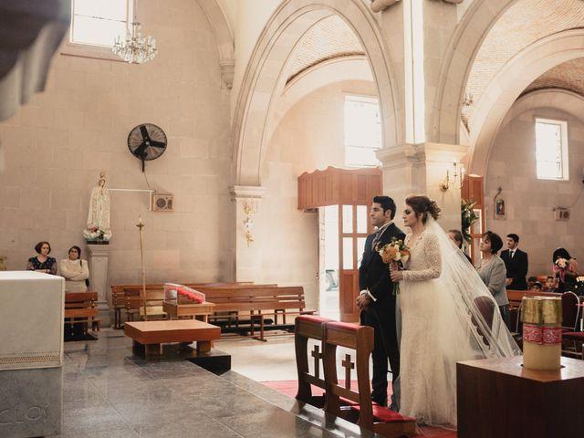 La boda de David y Nancy en San Julián, Jalisco 123