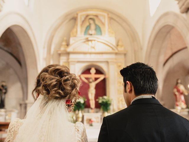 La boda de David y Nancy en San Julián, Jalisco 126