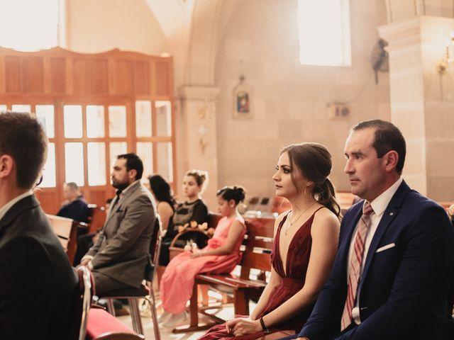 La boda de David y Nancy en San Julián, Jalisco 127