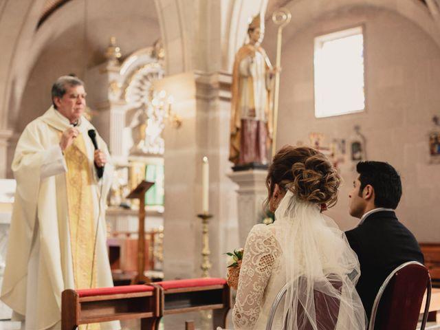 La boda de David y Nancy en San Julián, Jalisco 129
