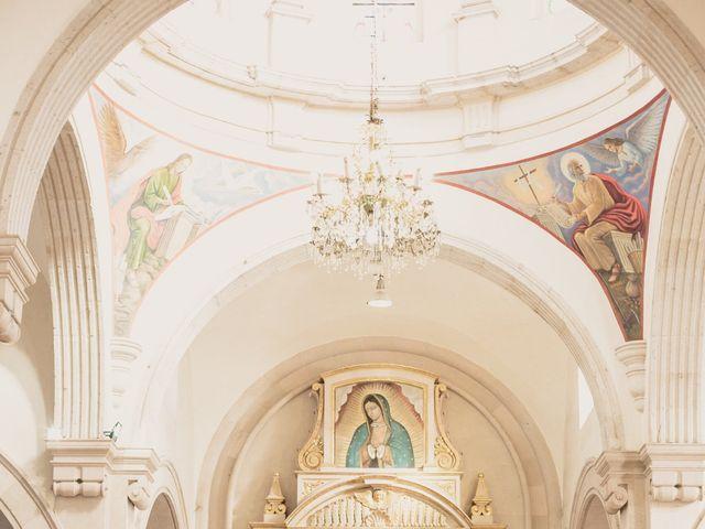 La boda de David y Nancy en San Julián, Jalisco 131
