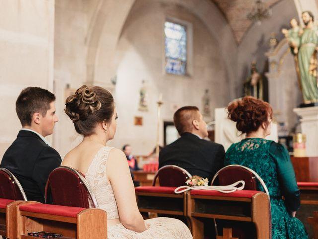 La boda de David y Nancy en San Julián, Jalisco 136