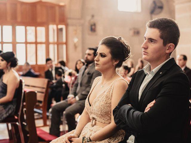 La boda de David y Nancy en San Julián, Jalisco 137